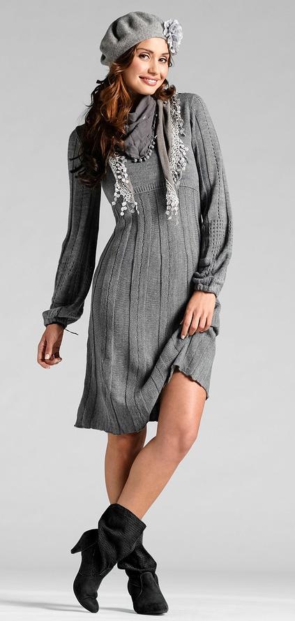6312b0ac05 BONPRIX sukienka ażurowa dzianinowa r 42 w Suknie i sukienki - Szafa.pl