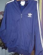 Granatowa męska bluza Adidas rozmiar M...