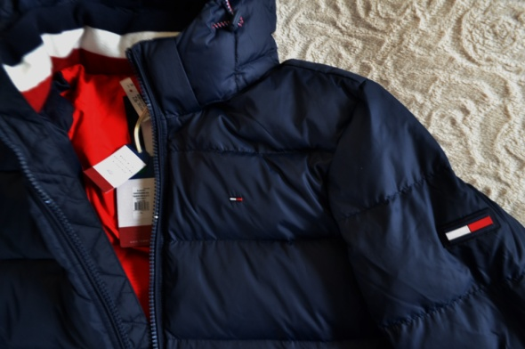 e5ae995c Kurtka męska Tommy Hilfiger zimowa XL NOWA w Kurtki i płaszcze ...