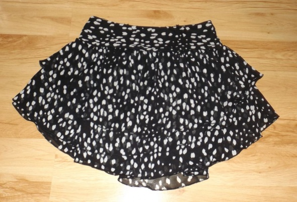 Spódnice Spódniczka z falbanami Gina Tricot XS do S