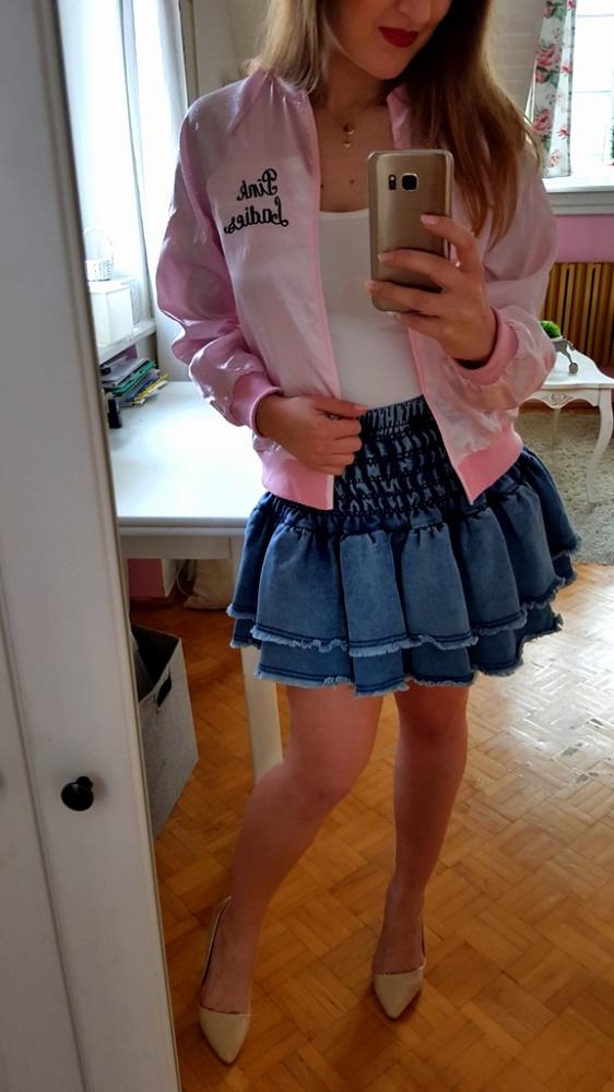 Mój styl pink lady