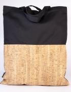 Korek torba siatka ręcznie szyta