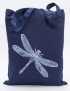 Komar torba siatka ręcznie szyta