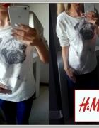 H&M DIVIDED Bluza PIES BULDOG