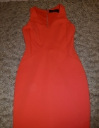 Sukienka reserved malinowa