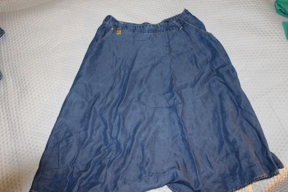 Spódnice Jeansowa Midi A line Skirt Reserved 38