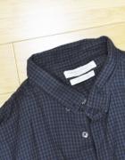 koszula w kratę XL...