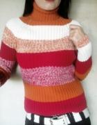 golf sweter kolory jesień