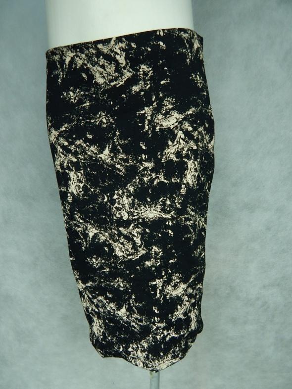 Spódnice H&M Mozaikowa Ołówkowa spódnica 40 L