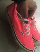Vansy buty oryginale rozmiar 36 różowe...