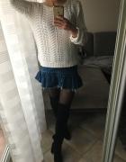 Sweter biały rozmiar S 36 Cubus...