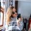 Bluza szara hangover hoodie...