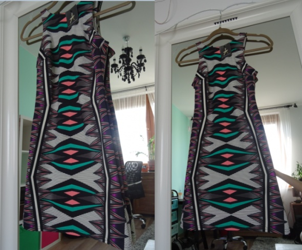 Nowa aztecka sukienka r 34 Atmosphere...