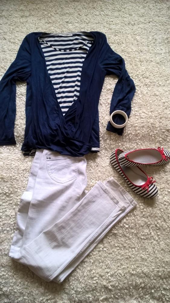 Marynarski styl