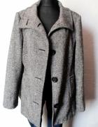 Krótki płaszczmelanż r LXL