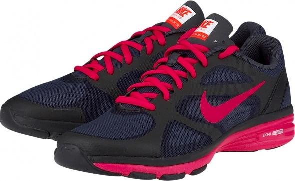 Nike dual fusion...