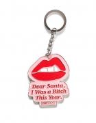 Brelok Plny Lala Dear Santa Keychain