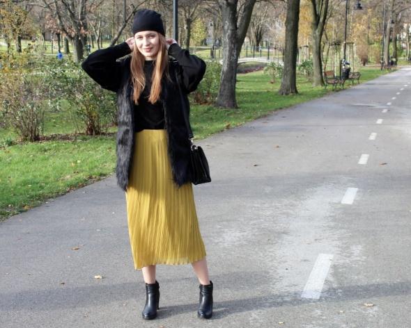 Blogerek Prawie cała w czerni