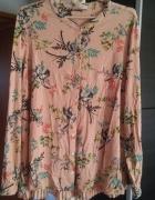 Bluzka z plisowanym tyłem roz 48