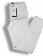 Białe spodnie JEANSY NA GUMCE 36 i 38...