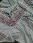 bluzka boho etniczna haft bawełna...