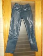 Spodnie Skórzane różne...