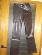 Spodnie skóropodobne różne