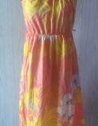 Cienka bawełniana sukienka George rozm 38