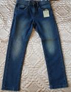 Jeansy chłopięce C&A 134
