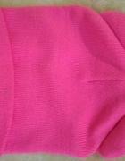 Czapka różowa firmy sinsay z uszami