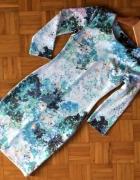 H&M GENIALNA kwiecista sukienka print XS OKAZJA