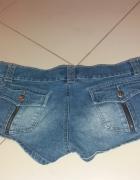 Szorty jeansowe Miss Ditti