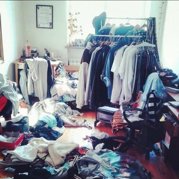 Kupię duże zestawy ubrań...