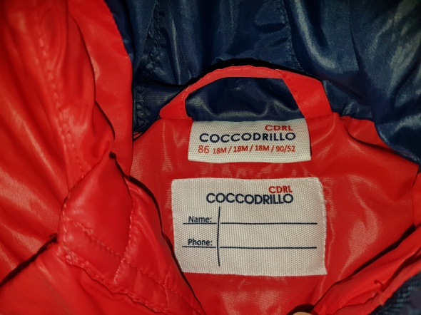 Komplety Kurta ze spodniami marki Coccodrillo