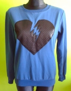 Granatowa bluza Miss Diona