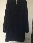 Granatowa sukienka Atmosphere