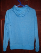 Niebieska bluza New Look rozmiar L