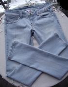 Świetne damskie spodnie jeansy Tally Weijl 36 S
