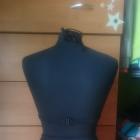 dwuczęściowy strój kąpielowy wiązany na szyje 3 kolory
