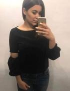 Bluzka Light czarna...