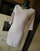 Sukienka Vila w paski XS S...