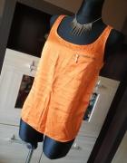 Pomarańczowa bluzeczka ZARA...