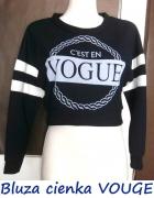 Nowa idealna młodzieżowa bluza S M