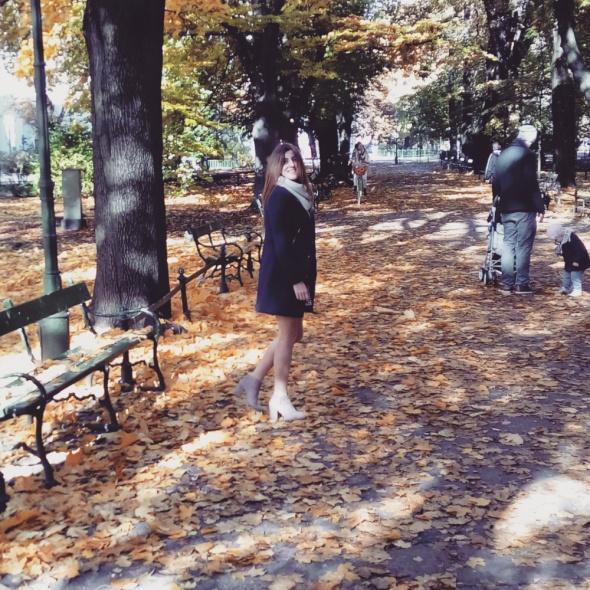 Eleganckie Jesienną porą