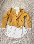 Żółta kurtka Atmosphere