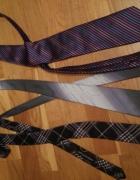 3 krawaty paski