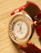 NOWYefektowny zegarek piękny...