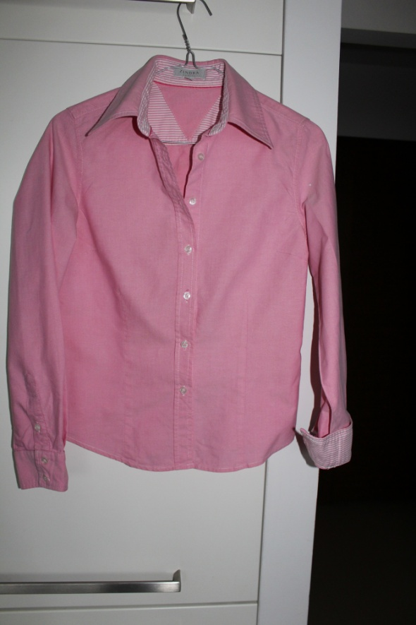 Koszula różowa