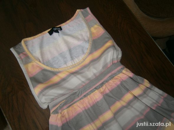 Letnia sukienka ASOS...