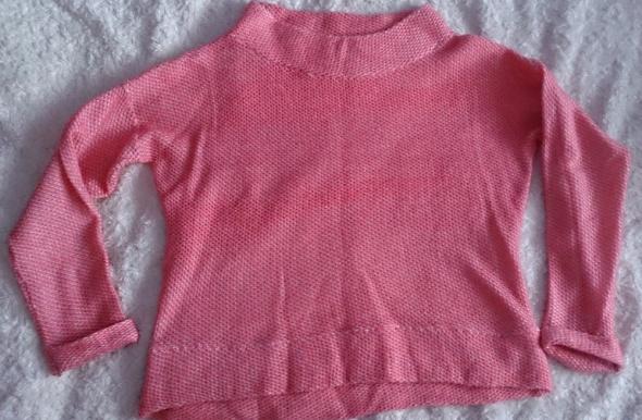 Różowy ciepły sweterek Reserved L 40 42...